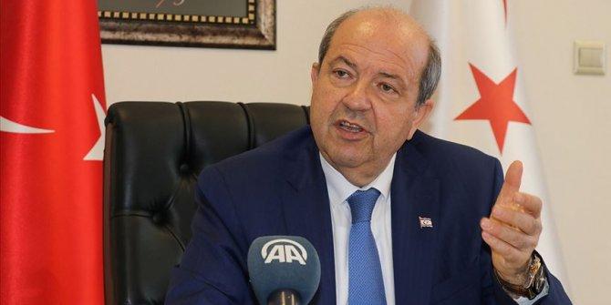 KKTC Başbakanı Tatar'dan Azerbaycan açıklaması