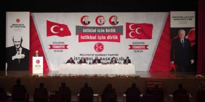 MHP İstanbul'da kongre heyecanı