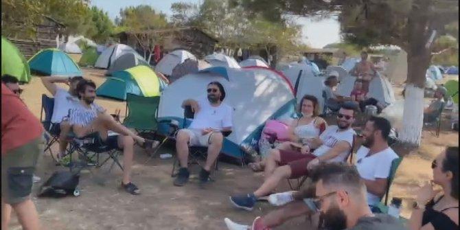 Gençlerden korona festivali, pes dedirten görüntülerin ardından jandarma harekete geçti