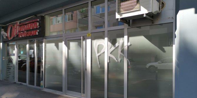 Avusturya'da PKK'lılar camiye saldırdı