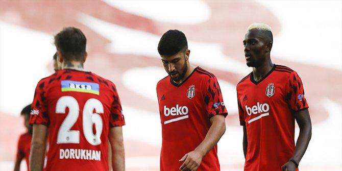 Beşiktaş gol yağmuruna tutuldu. Konya'da büyük şok