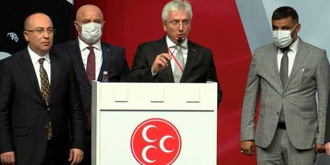 MHP İstanbul İl Başkanı belli oldu