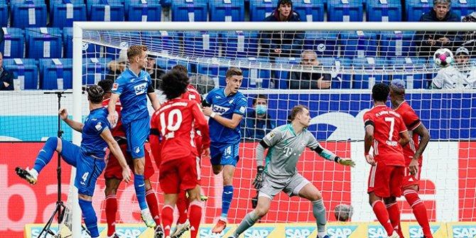 Bayern Münih'in müthiş serisi sona erdi