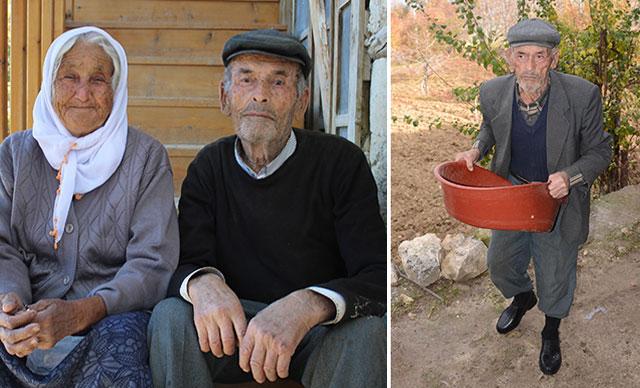 Ermenek'te ölen madencinin babası korona virüs kurbanı. Yırtık ayakkabısı yürekleri burkmuştu