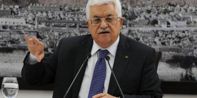 Mahmud Abbas: Filistin davası BM için sınav