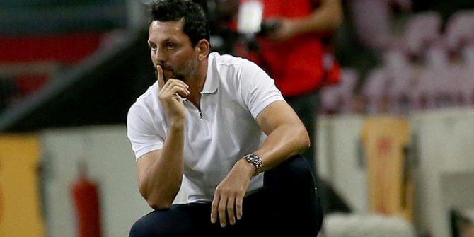 Fenerbahçe Teknik Direktörü Erol Bulut'tan Galatasaray maçı sonrası itiraf