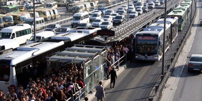 İstanbul'da da kademeli mesai başladı