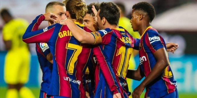 Barcelona bu kez farklı kazandı