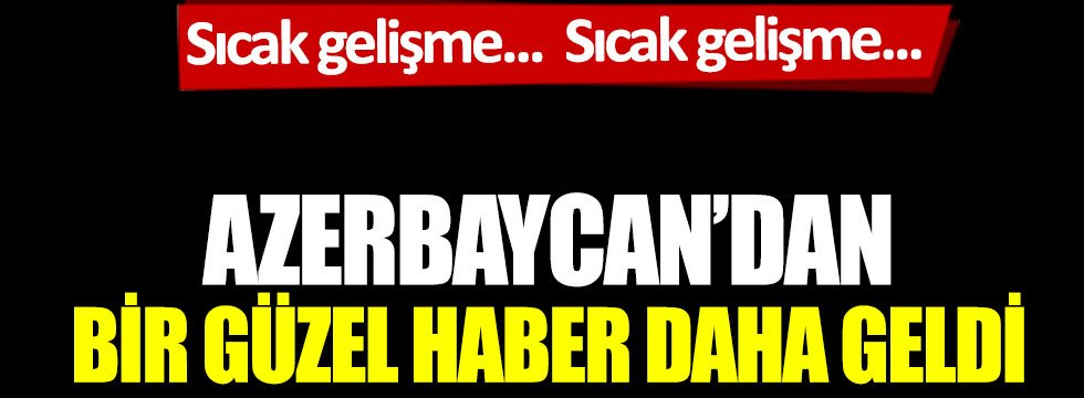 Azerbaycan'dan bir güzel haber daha geldi.  Azerbaycan ordusu 2 köyü daha kontrolü altına aldı