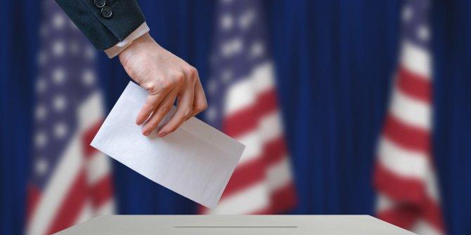 Amerika'da şu ana kadar 1 milyon oy kullandı