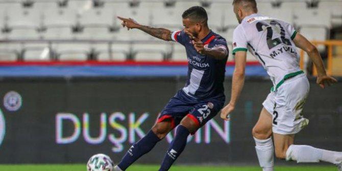 Antalyaspor, Denizlispor'u tek golle geçti