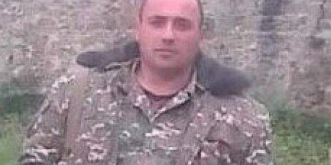 Ermeni özel kuvvetler komutanı etkisiz hale getirildi