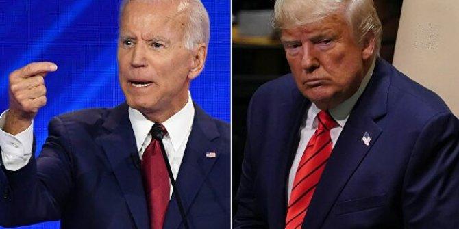 Trump, Biden'la arasındaki farkı kapattı