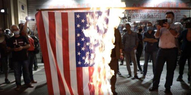 ABD'li bakana Yunanistan'da şok