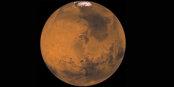 Bilim insanları yeni keşfi açıkladı. Mars yüzeyinin altında ne var