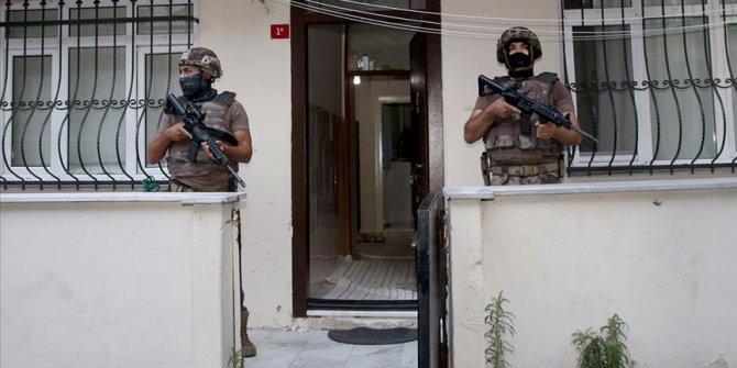 İstanbul'da 7 ilçeye uyuşturucu operasyonu