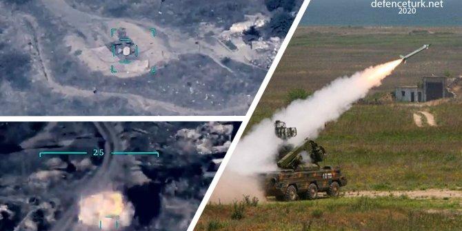 Azerbaycan ordusundan açıklama şimdi geldi. Ermenistan'ın motorlu alayı tamamen darmadağın edildi