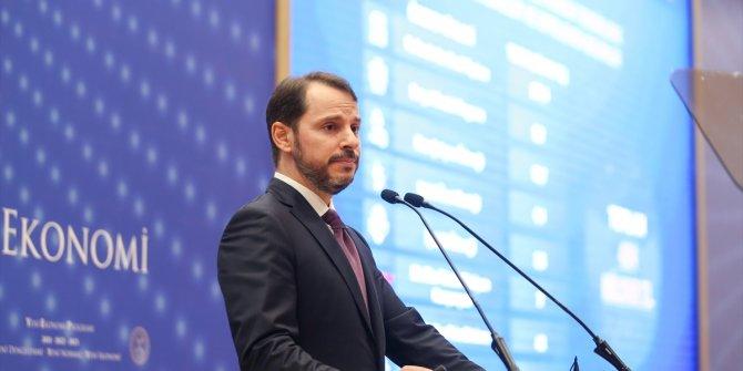 Hazine ve Maliye Bakanı Berat Albayrak Yeni Ekonomik Program'ı açıkladı