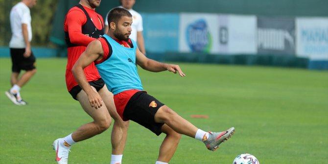 Göztepe'de Başakşehir maçının hazırlıkları tam gaz devam etti