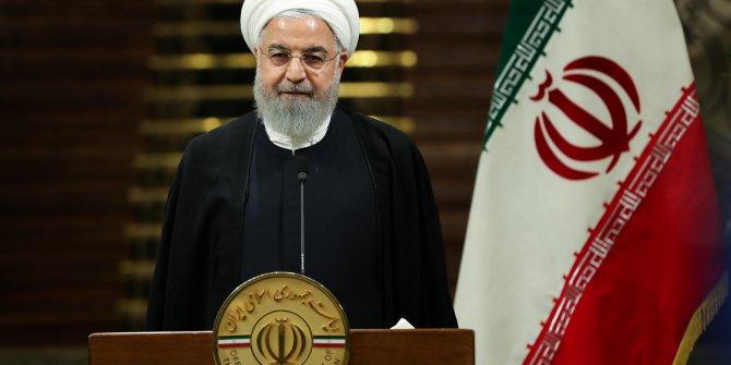 Hasan Ruhani'den İranlılara 'yatırım' çağrısı