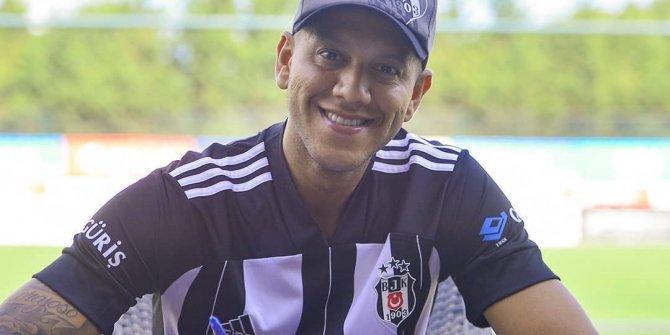 Beşiktaş'ta Josef de Souza sevinci