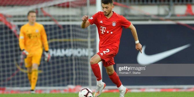 Antalyaspor, Bayern Münih'in genç futbolcusunu kadroya kattı
