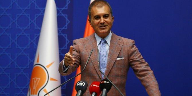 AKP Sözcüsü Ömer Çelik, AKP MYK sonrası kritik açıklamalar