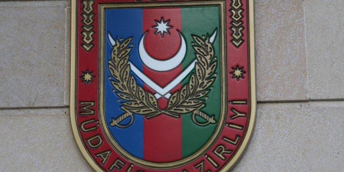 Azerbaycan Savunma Bakanlığı açıkladı: Ermeniler, ağır kayıplar veriyor