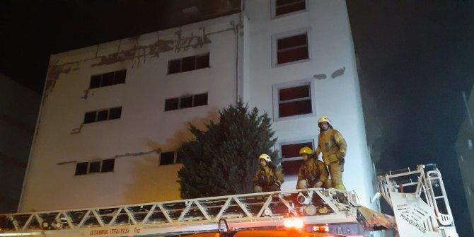 Tekstil fabrikasındaki yangın kontrol altına alındı