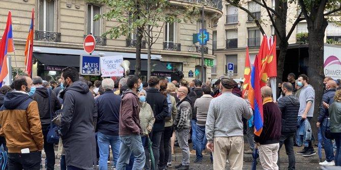 Burası Avrupa'nın göbeği... PKK'lı hainlerden Ermenilerle iş birliği