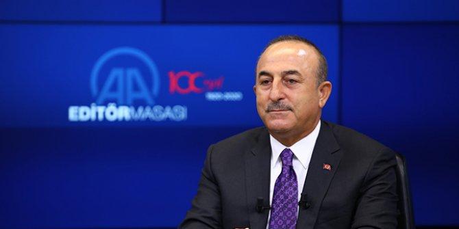 Dışişleri Bakanı Çavuşoğlu açıkladı