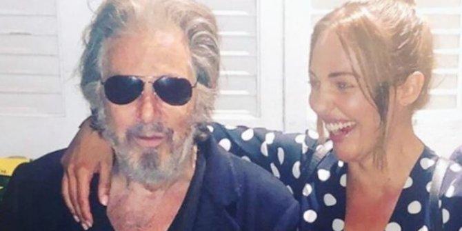Al Pacino'dan Meryem Uzerli'ye beklenmeyen teklif