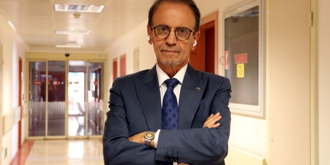 Prof. Dr. Mehmet Ceyhan 'Aman dikkat' diyerek uyardı, Fazlası beyinde bile kireçlenme yapıyor