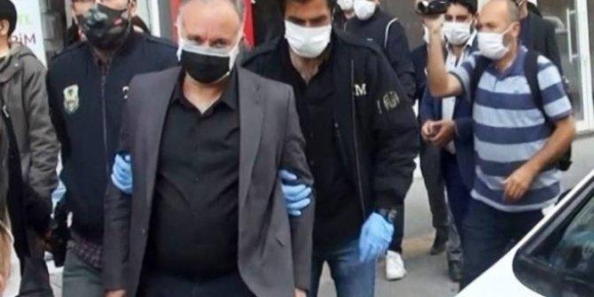 Gözaltına alınan HDP'li Ayhan Bilgen'den istifa kararı