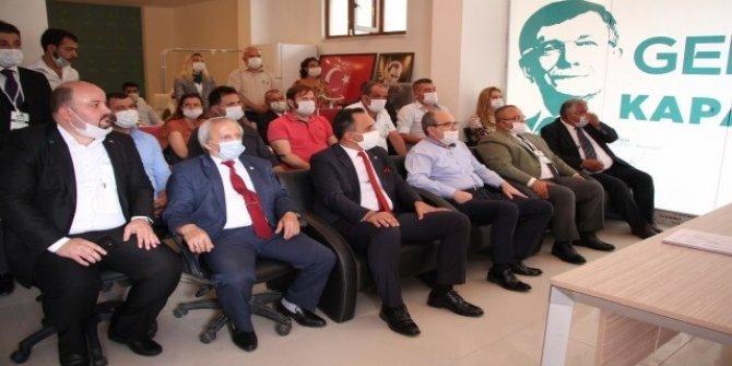 """Gelecek Partili Ahmet Akçay: """"AKP ilk seçimde gidecek"""""""