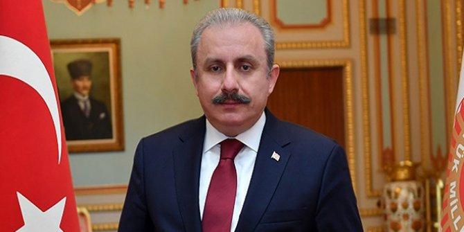 TBMM Başkanı Mustafa Şentop Meclis'teki korona tablosunu açıkladı