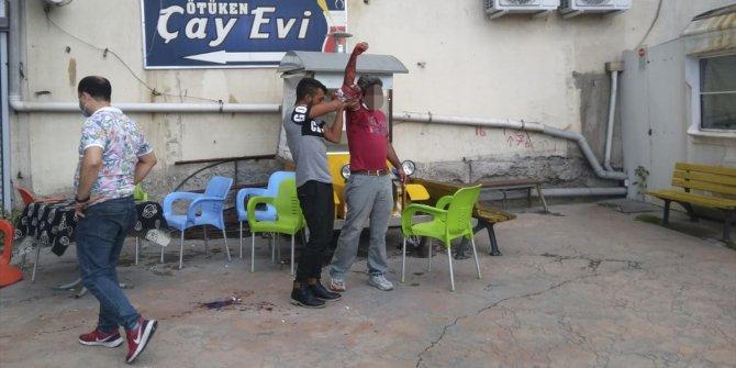 Karabük'te kavga 1 yaralı