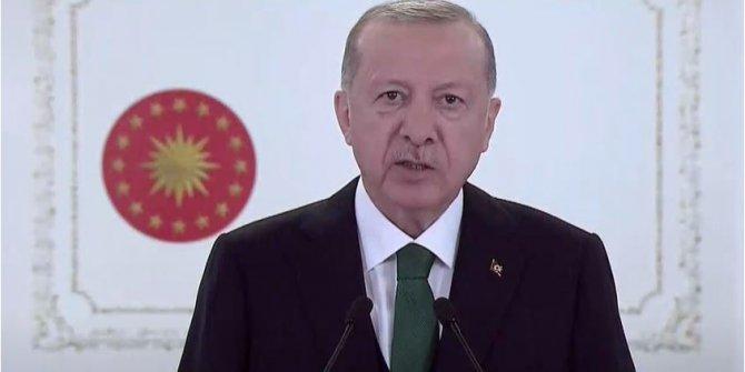 Cumhurbaşkanı Erdoğan BM Genel Kurul zirvesine seslendi