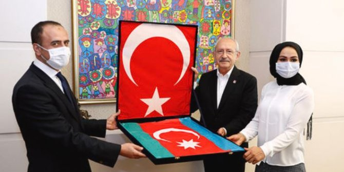 CHP lideri Kılıçdaroğlu, Milliyetçi İmam Hatipliler ile görüştü: Algıları yıkmalıyız