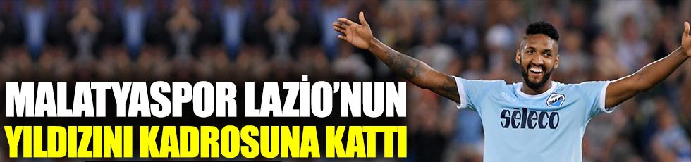 Malatyaspor, Lazio'nun yıldız ismini kadrosuna kattı