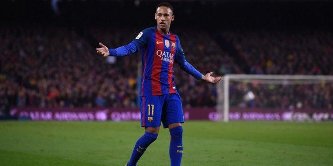 Neymar Barcelona'dan gitti, İspanya'da borçları kaldı