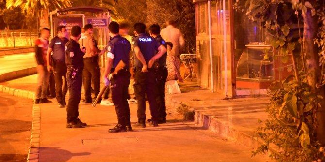 Hırsızlar fena tongaya bastı!  İş yeri sahibi hırsızları pompalı tüfekle karşıladı
