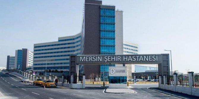 Mersin Şehir Hastanesi'nin muslukları resmen ölüm akıtıyor, tam 3 yıldır önlem alınmıyor