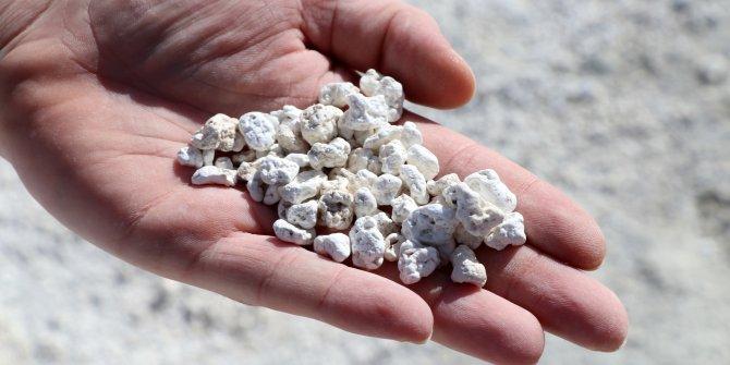 Salda Gölü'ndeki beyaz kumların sırrı ortaya çıktı, meğer onların üzerinde geziyormuşuz