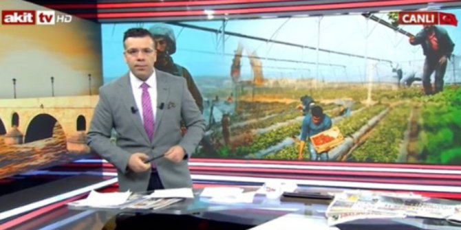 Akit TV'de Berat Albayrak'a şok eleştiri