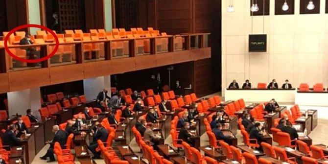 İşte Meclis açılışına davet edilen tek isim