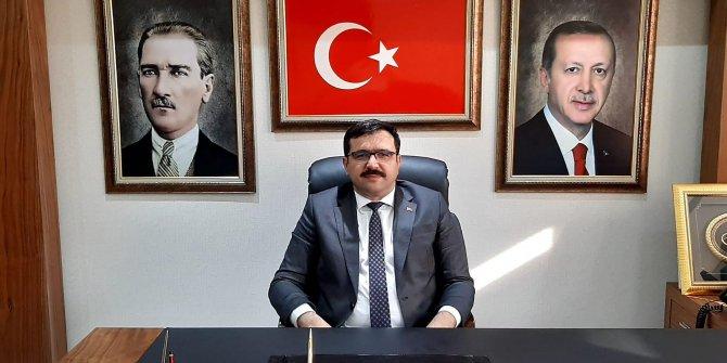 AK Parti Çankırı İl Başkanı Çelik, korona virüse yakalandı