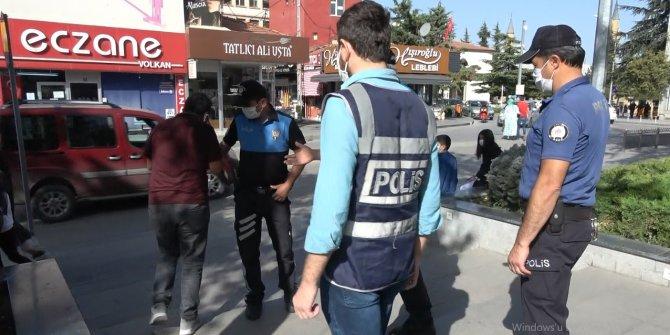 Korona virüs önlemlerini ihlal eden 318 kişiye para cezası