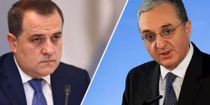 Azerbaycan ve Ermenistan Dışişleri Bakanları Moskova'da bir araya gelecek