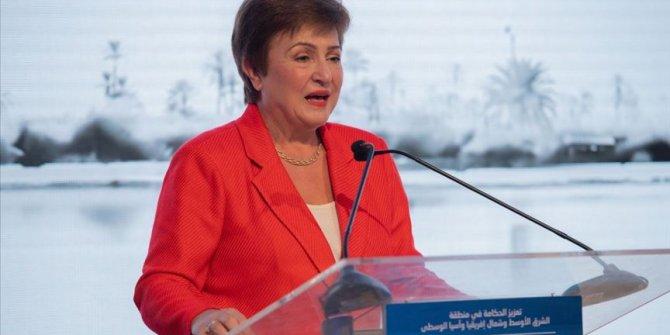 IMF Başkanı Kristalina Georgieva'dan 'ekonomik destek' uyarısı